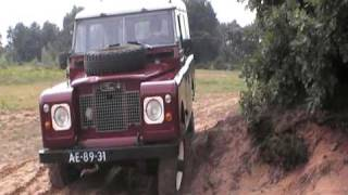 Landrover series 2  ''72''