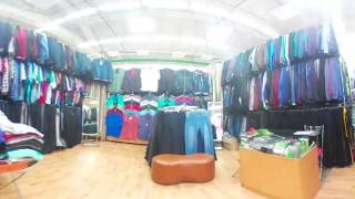 BIGMAN магазин одежды больших размеров  -видео 360 градусов
