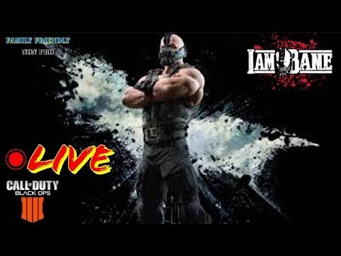 Come CHILL with Bane & the Crew Blackout/MW4? on PS4  (Non-Pro)