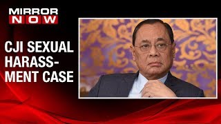 Chief Justice of India Ranjan Gogoi given clean chit by in-house committee