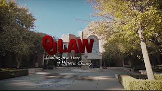 OU Law: Leading in a Time of Historic Change