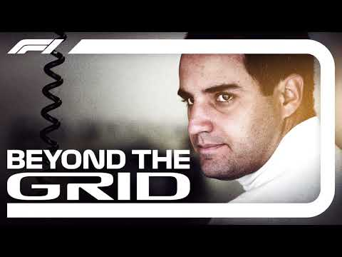 Juan Pablo Montoya Interview | Beyond the Grid | Official F1 Podcast