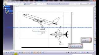 Catia V5 Drafting|Adding Datum Features|Tolerancing on the elements(ISO)|Beginner's Tutorials