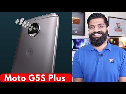 Video over Motorola Moto G5S