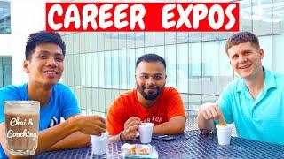 104. Career Expo & Job Fair Strategies | Senior Advice For New Students