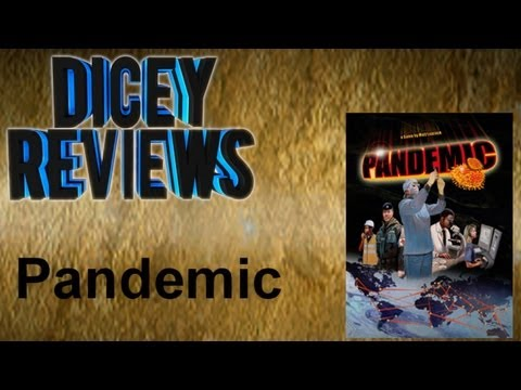 Pandemic and On the Brink - Dicey Reviews