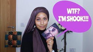 HUDA BEAUTY DESSERT DUSK   AM I THE ONLY ONE?  Aisha Rahman