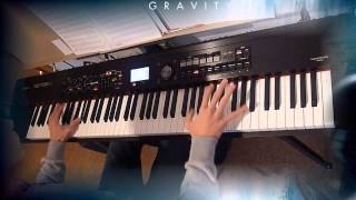 Gravity OST Medley/Suite (2013) - Steven Price | Piano Cover + Sheet Music