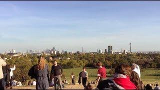Chalk Farm, London (영국풍경: 런던 쵸크팜 | ロンドンのチョークファーム)