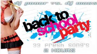 Dj Ponor - Back To School Party