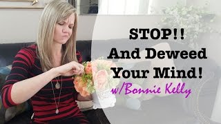 STOP!! And Start Detoxing Your Mind! - 3 things you must start today and detox your mind