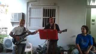 Beyond here lies nothin Bob Dylan cover  בוב דילן