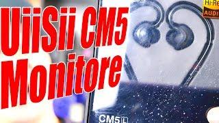 UiiSii CM5 In Ear Monitor Kopfhörer Review | Deutsch | 2018