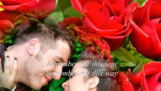 Remember Me This Way - Jordan Hill