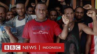 Mencari solusi kerusuhan terkait isu rasialisme di bumi Papua - BBC News Indonesia