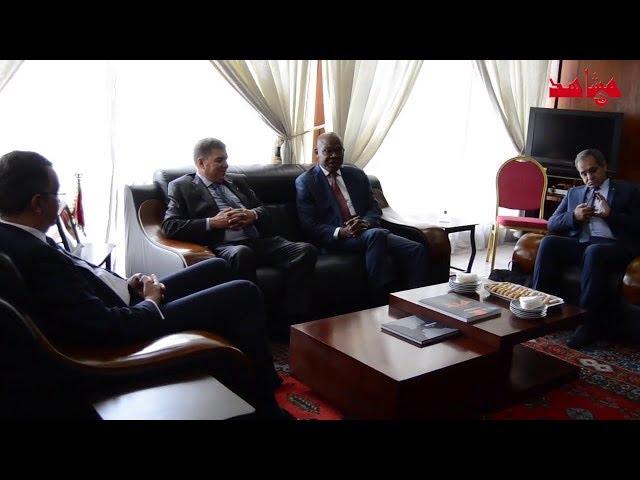المغرب- كوت ديفوار: جهة سوس ماسة تستشرف آفاق التعاون الاقتصادي بين البلدين (مشاهد)