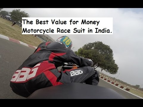 The Best Value for Money Motorcycle Race Suit in India – Review.