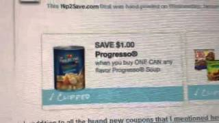 Print these *HOT* coupons!