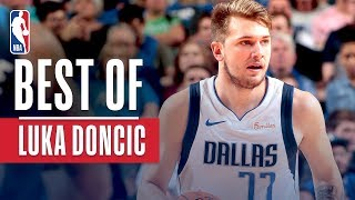 Luka Doncic December Highlights | KIA NBA Rookie of the Month