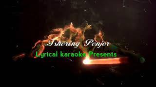 Tribute song to Azhi Dorji Wangmo Wangchuk Chok