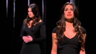 I Dreamed A Dream- Idina Menzel and Lea Michelle