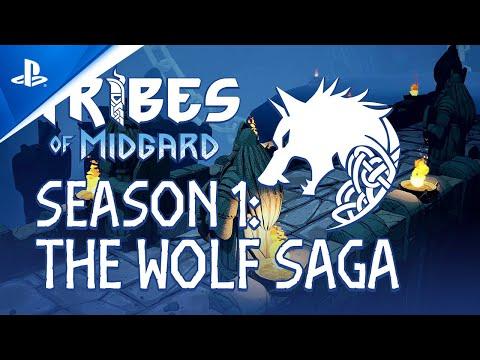Season 1: The Wolf Saga | PS5, PS4 de Tribes of Midgard