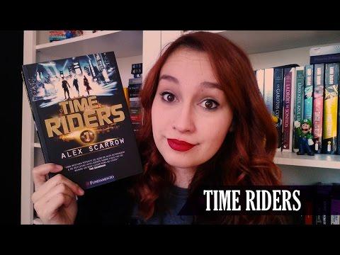 Time Riders #1 (Alex Scarrow) | Resenhando Sonhos