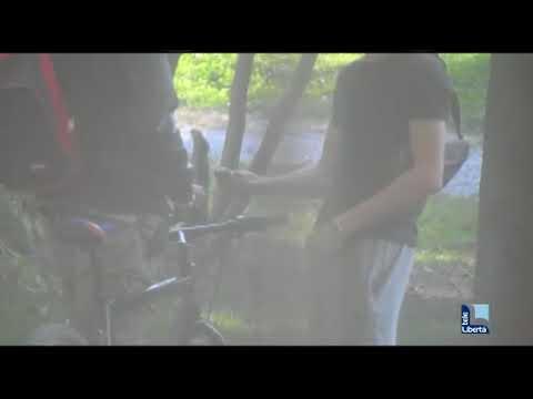 Arresto per droga ai giardini Margherita, il video