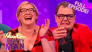Sarah Millican Tells The Truth About Fanny Farts | Alan Carr: Chatty Man