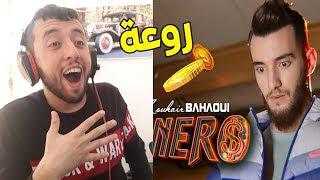 Zouhair Bahaoui - Dinero - ردة فعل جزائري على زهير البهاوي - دينيرو