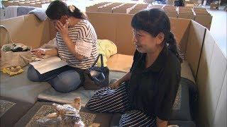 ペットと一緒に生活できる避難所を開設被災者の心のケアも配慮倉敷市