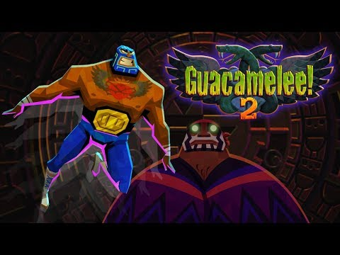 Guacamelee! 2 - Announce Trailer | PS4 thumbnail