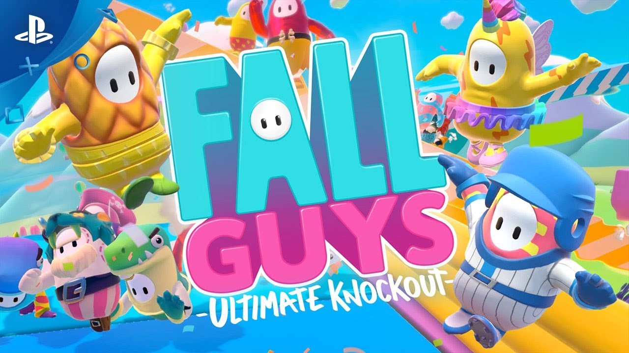Creating the Character Designs of Fall Guys, Out on PS4 This Summer