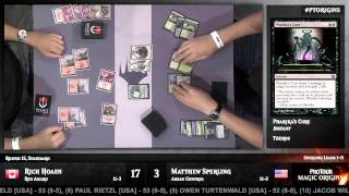 Pro Tour Magic Origins Round 15 (Standard): Rich Hoaen vs. Matt Sperling
