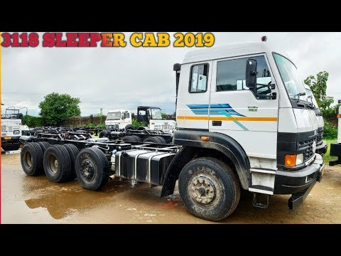 LPT 3118 SLEEPER CAB 2019 BS 4#COMMERCIAL WORLD