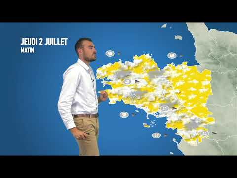 Illustration de l'actualité La météo de votre jeudi 2 juillet 2020