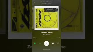 Post Malone - Zack and codiene