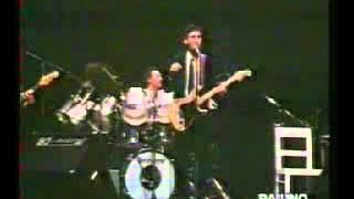 PASSAGGI A LIVELLO.WMV FRANCO BATTIATO-Patriots tour 1981