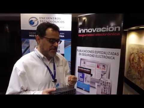 Antonio Pérez, Director de Ventas para Latinoamérica y el Caribe en NVT PHYBRIDGE presenta nuevo switch: FLEX8