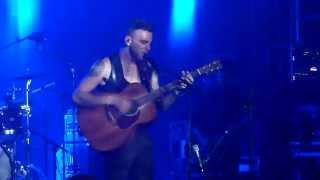 Asaf Avidan - Conspiratory Visions Of Gomorrah - live Backstage Munich 2015 06 08