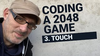 MOBILE GAME TUTORIAL FOR BEGINNERS : detecting Touch (Lua, Solar2D) and creating a 2048 game