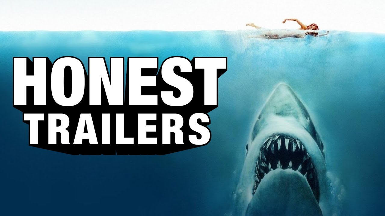 Not Even Honest Trailers Can Truly Fault Jaws The Movie