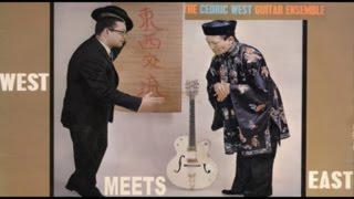 Cedric West Guitar Quartet - West Meets East: full album