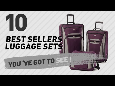 American Tourister Luggage Sets // New & Popular 2017