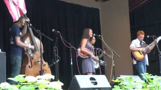 Blue Railroad Train - AJ Lee - Tribute to Doc Watson
