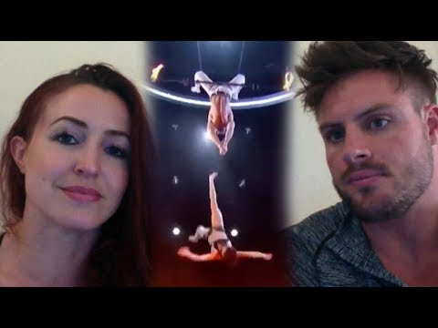 'AGT' Trapeze Duo Explains Their 'Horrifying' Stunt Gone Wrong (Exclusive) (видео)