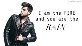 Adam Lambert The Light Lyrics