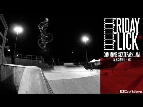 2012 Jacksonville Commons Skatepark Jam