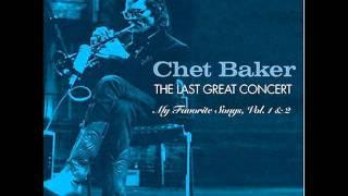 Chet Baker - My Funny Valentine (live)