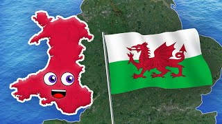 Wales Geography/Wales Country/